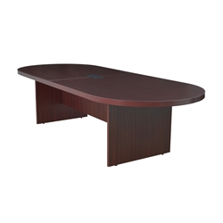 Regency Legacy Laminate Conference Table in Mahogany