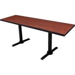 Cain T Base Training Table in Cherry