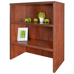 Regency Sandia Open Hutch in Cherry