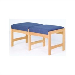 Dakota Wave Double Bench