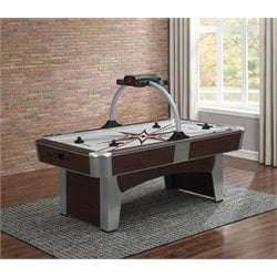 American Heritage Billiards Monarch Air Hockey Table
