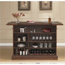 American Heritage Billiards Valore Home Bar in Cherry