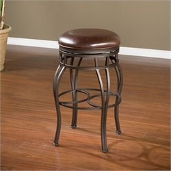 American Heritage Bella Bar Stool in Pepper
