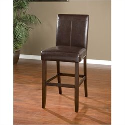 American Heritage Carla Bar Stool in Brown