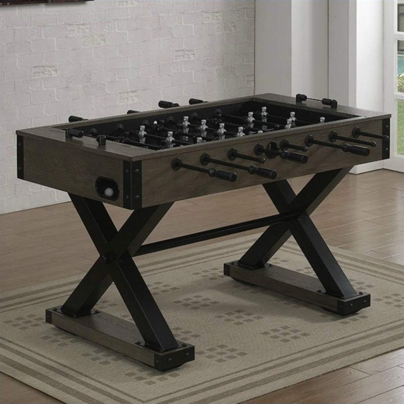 American Heritage Billiards Element Foosball Table 390003