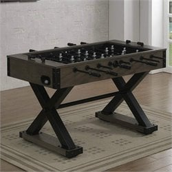 American Heritage Billiards Element Foosball Table