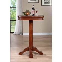 American Heritage Billiards Sarsetta Pub Table in Sable