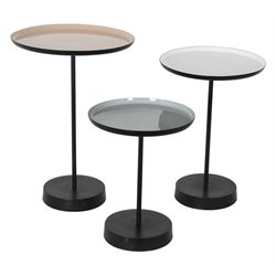 Renwil Stepping Stone 3 Piece Accent Table Set