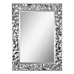Renwil Couture Mirror in Chrome
