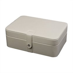 Mele and Co. Remy Jewelry Box in Ivory