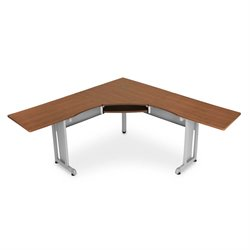 RiZe L Shaped Workstation 55177