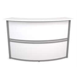 Marque Add-On Unit Reception Desk