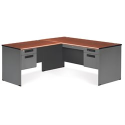 Executive L Shaped Desk Shell