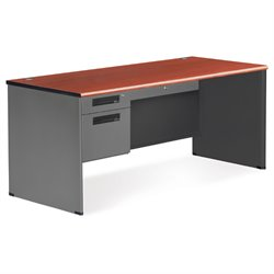 Executive Desk Shell with Right Return