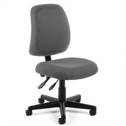 Posture Task Office Chair in Gray