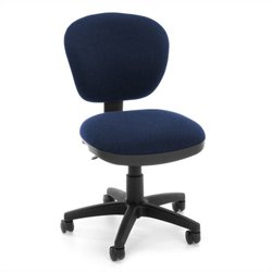 Computer Office Chair in Blue