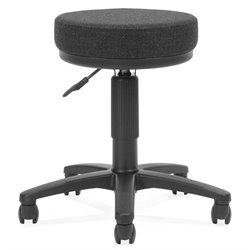 Utility Stool in Black