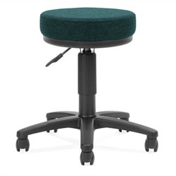 Utility Stool in Teal