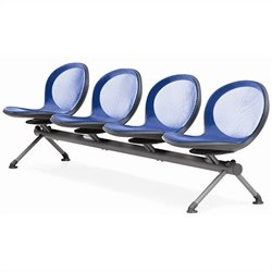 Beam Guest Chair With 4 Seats in Marine