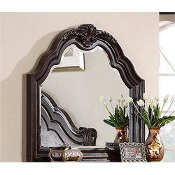 Samuel Lawrence Edington Mirror in Brown