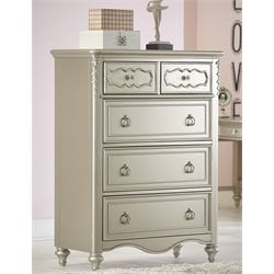 Samuel Lawrence Sterling 5 Drawer Chest