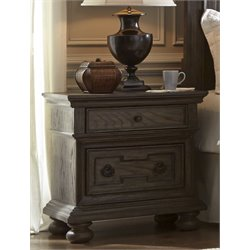 Samuel Lawrence Hamilton 2 Drawer Nightstand