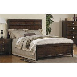 Samuel Lawrence Bayfield Panel Bed-M