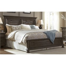 Samuel Lawrence Hamilton Panel Bed-U