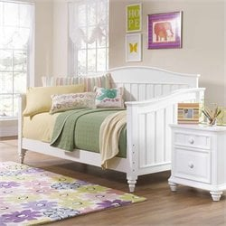 Samuel Lawrence Furniture Summer Time Daybed in White