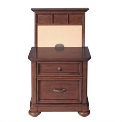 Samuel Lawrence Furniture Expedition Nightstand in Cherry