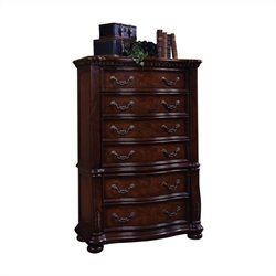 Samuel Lawrence San Marino Chest in Brown