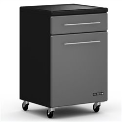 Ulti-MATE Rolling Base Garage Cabinet with Door and Drawer