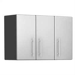 Ulti-MATE Garage Pro 3-Door Partitioned Wall Cabinet