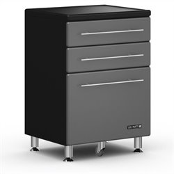 Ulti-MATE 3-Drawer Base Garage Cabinet