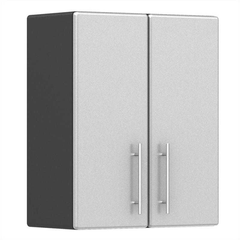 Ulti-MATE Garage Pro 2-Door Partitioned Wall Cabinet