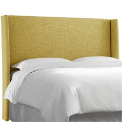 Skyline Wingback Headboard in Golden-85