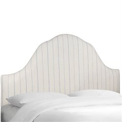 Skyline Arched Headboard in Sky-120