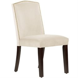 Regal Velvet Dining Chair 64-6NB-X