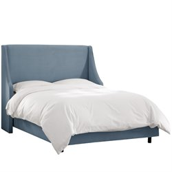 Skyline Furniture Upholstered Bed-SH9