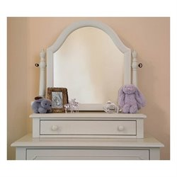 Million Dollar Baby Classic Sullivan Vanity Mirror in Dove
