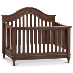 Franklin & Ben Amelia 4 in 1 Convertible Crib in Weathered Cocoa