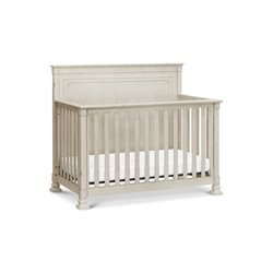 Franklin and Ben Nelson 4 in 1 Convertible Crib in Distressed White