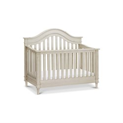 Franklin and Ben Amelia 4 in 1 Convertible Crib in Clay