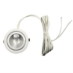 Dainolite Xenon Puck Light in White