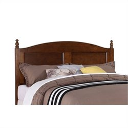 Queen Headboard in Chestnut