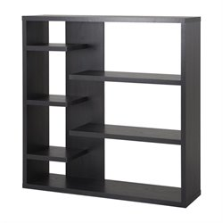 6 Shelf Storage Bookcase