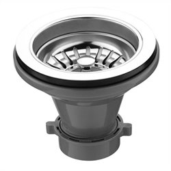 Yosemite SSS114 Stainless Steel Strainer in Satin