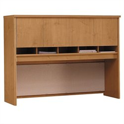 Bush Business Furniture Series C 60W Hutch in Natural Cherry