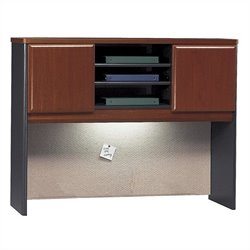 Bush BBF Series A 48W Hutch in Hansen Cherry