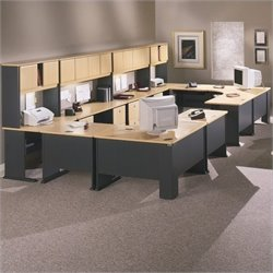 Bush BBF Series A 18-Piece Office Suite